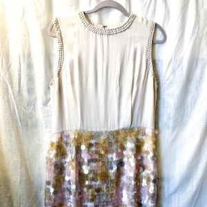 NEW! French Connection Sequin Dress